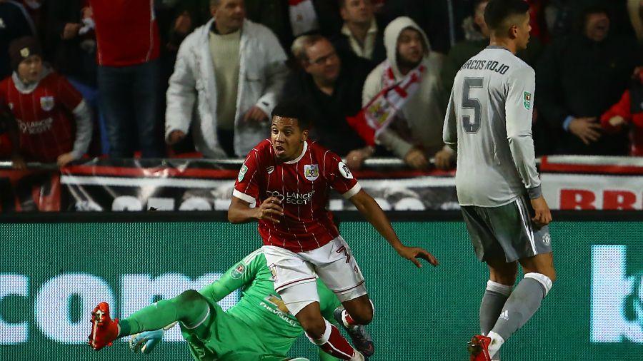 Bristol eliminó al Manchester United en la Copa de la Liga Inglesa ... ecacd969d772b