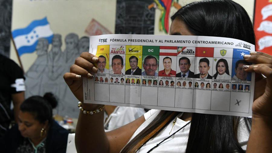 cdb28b88dae7 Tribunal Electoral de Honduras dice informe de OEA sobre elecciones es  subjetivo