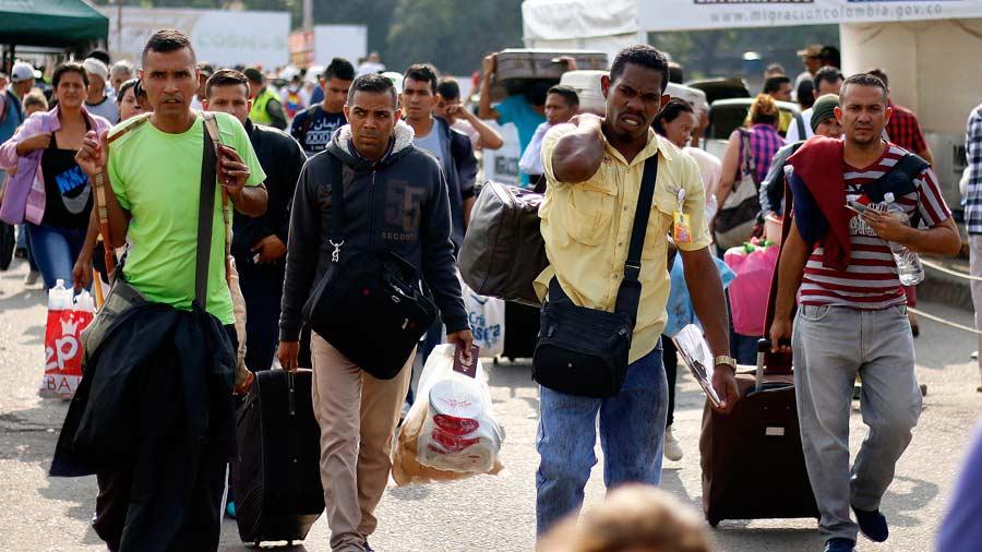 Crisis En Venezuela Medio Mill N De Venezolanos