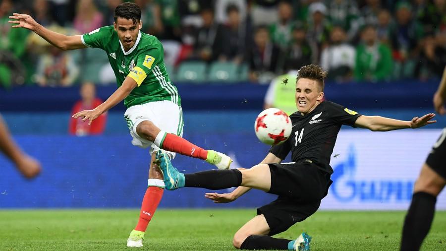 Diego Reyes se queda fuera de la Copa del Mundo con México. Por Agencias 4dbc66ea76ca1