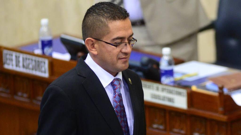 Diputado Reynaldo López Cardoza
