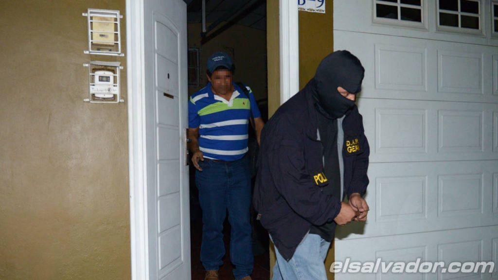 Militares detenidos caso jesuitas