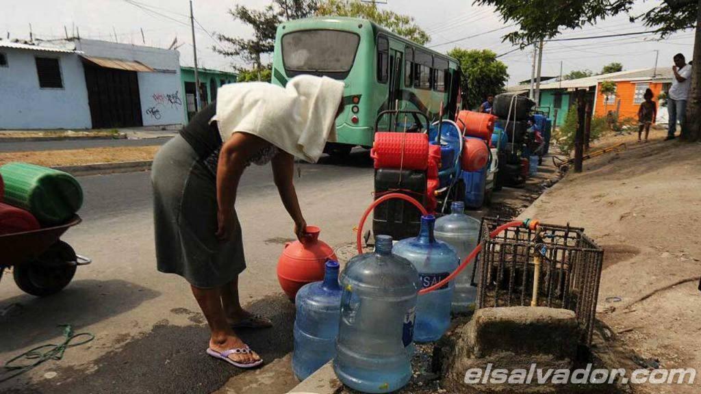 Piden tanques de agua en La Cima II y III.