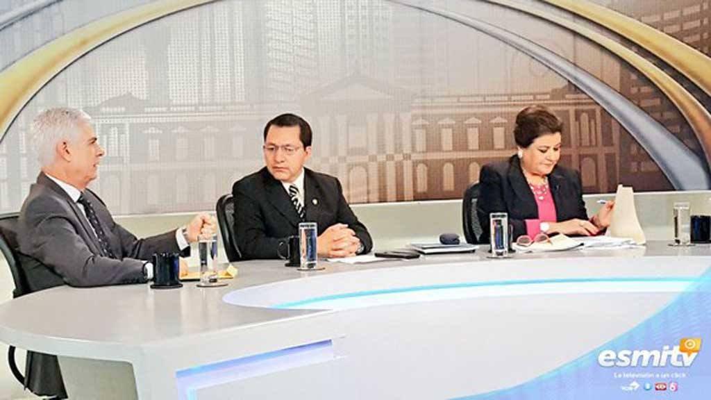 ARENA, PCN y PDC piden crear una comisión que combata la corrupción en el país