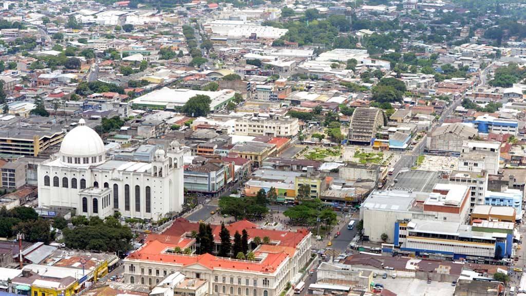 MARN reporta enjambre sísmico en el Área Metropolitana de San Salvador