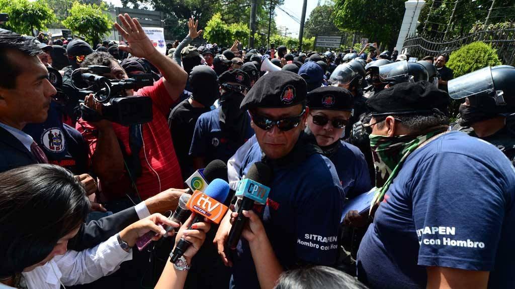 Marcha de Policias