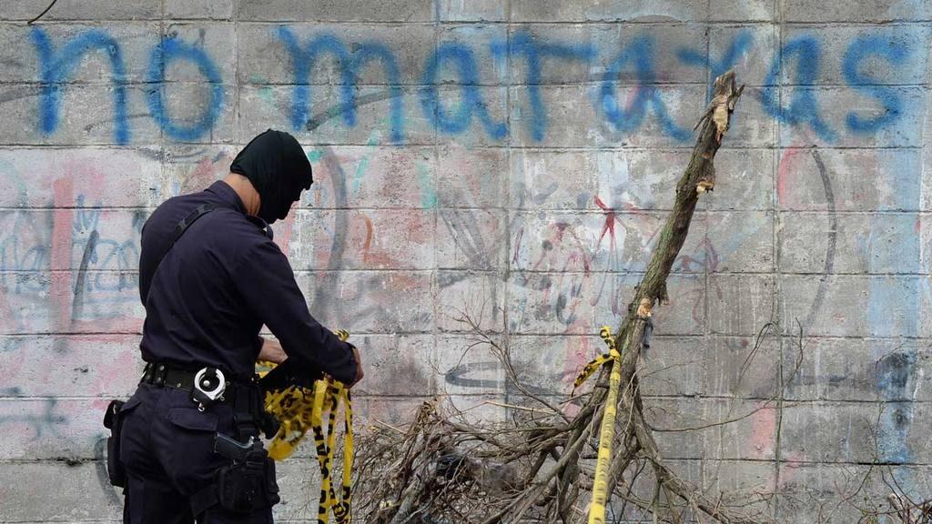 Cuatro años a merced y capricho de las pandillas