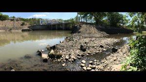 Agua - contaminación - Rio Lempa