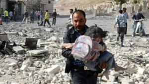 El 80% de los niños sufren por la guerra en Siria UNICEF