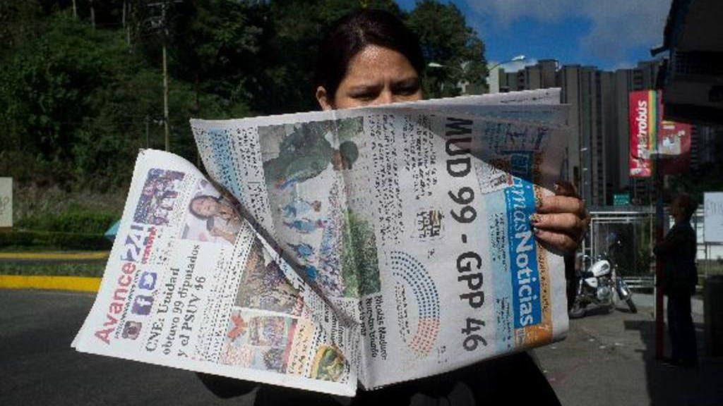 SIP pide denunciar abusos a libre expresión en Venezuela