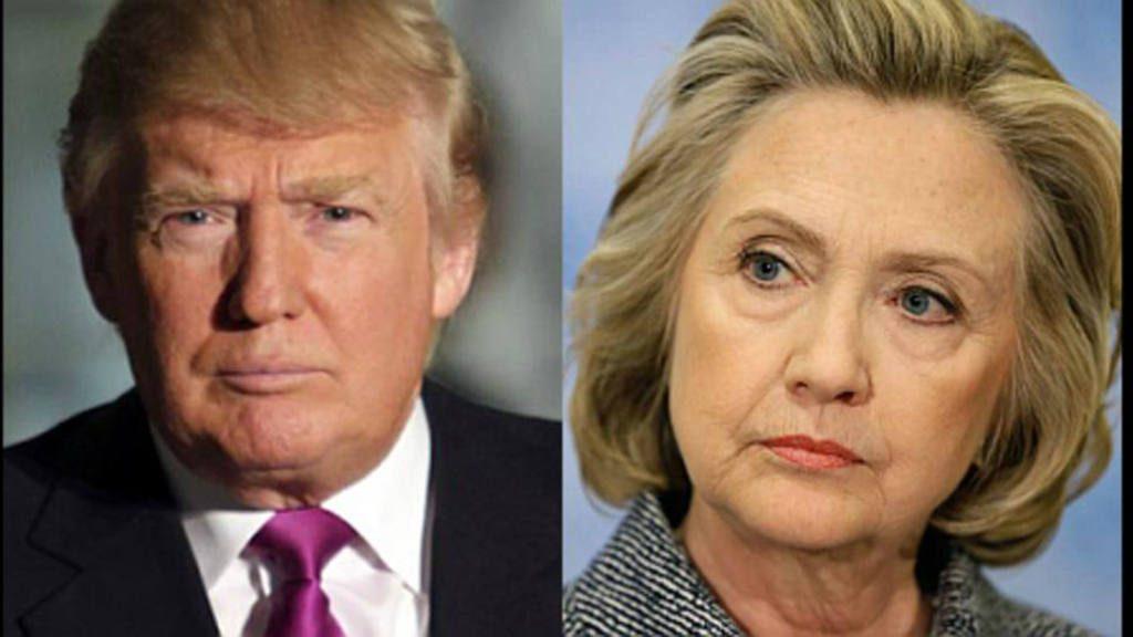 Trump y Clinton se consideran ganadores y miran ya hacia elecciones generales