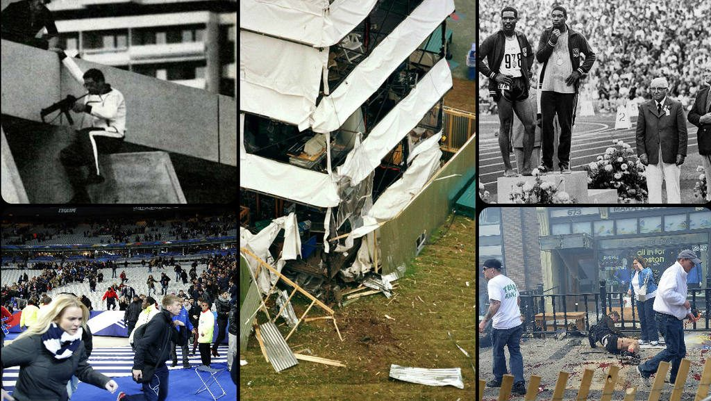 ataques terroristas al deporte mundial