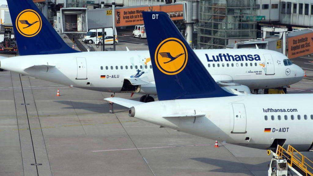 Lufthansa deja de volar a Venezuela