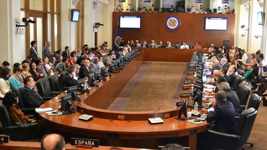 La OEA en reunión cumbre sobre Venezuela