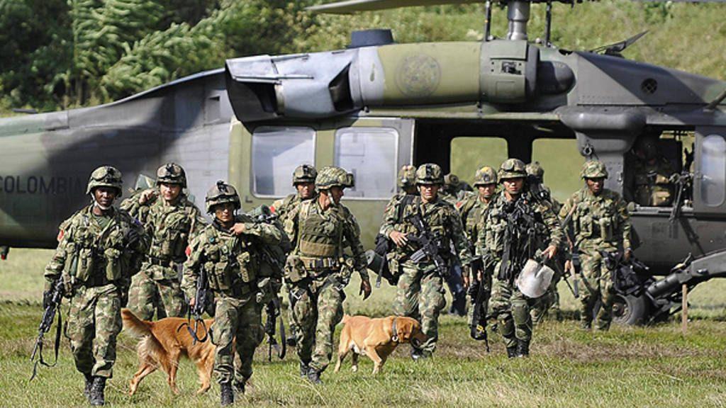EEUU despliega una fuerza especial en Centroamérica para ayudar en desastres