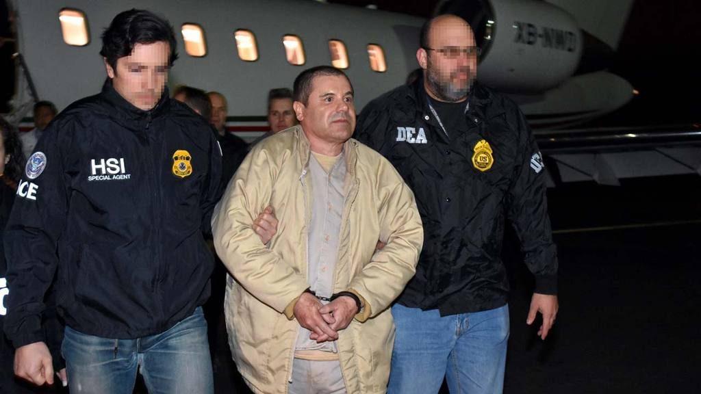 """""""El Chapo"""" Guzmán enfrenta este lunes juicio en Estados Unidos"""