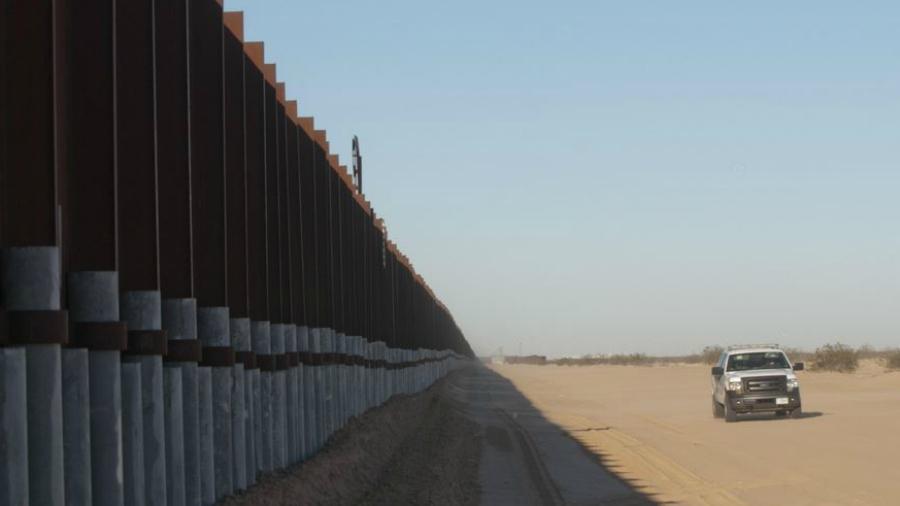 Muro froterizo