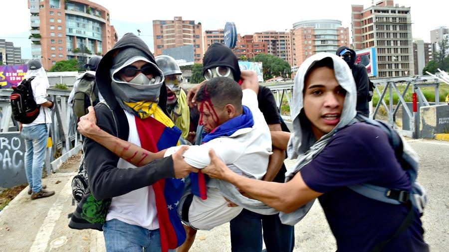 ¿Hacia dónde va Venezuela? 4 posibles escenarios