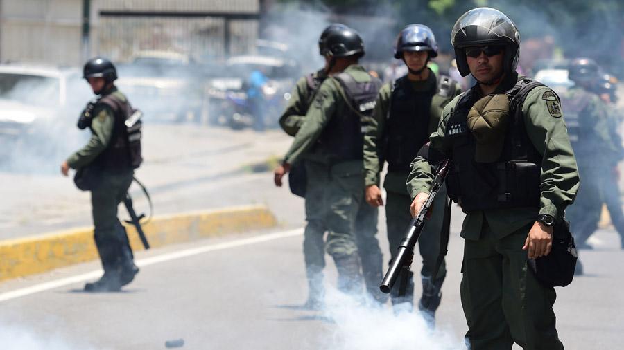 Cuerpos policiales venezolanos coordinan acciones para preservar la paz