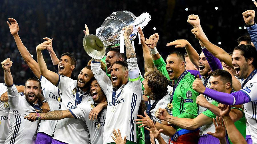 Real Madrid, el señor de las 12 copas