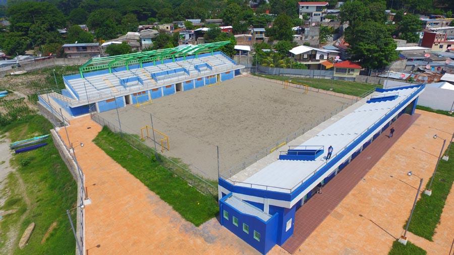 Apulo: el estadio olvidado por la Fesfut pese a inversión de $1.3 millones