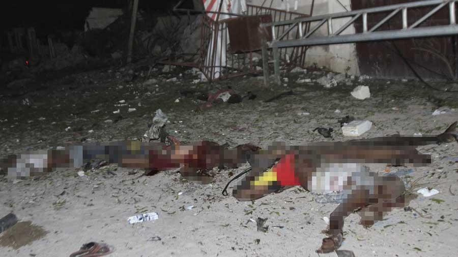 Al menos 10 muertos y 15 heridos en un ataque terrorista en Somalia