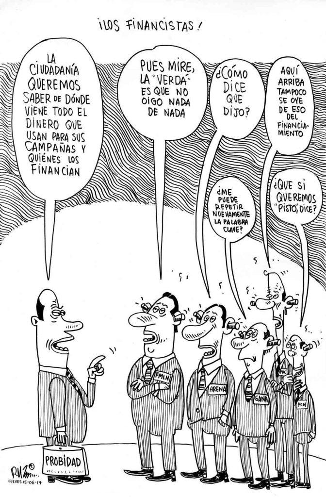Los financistas