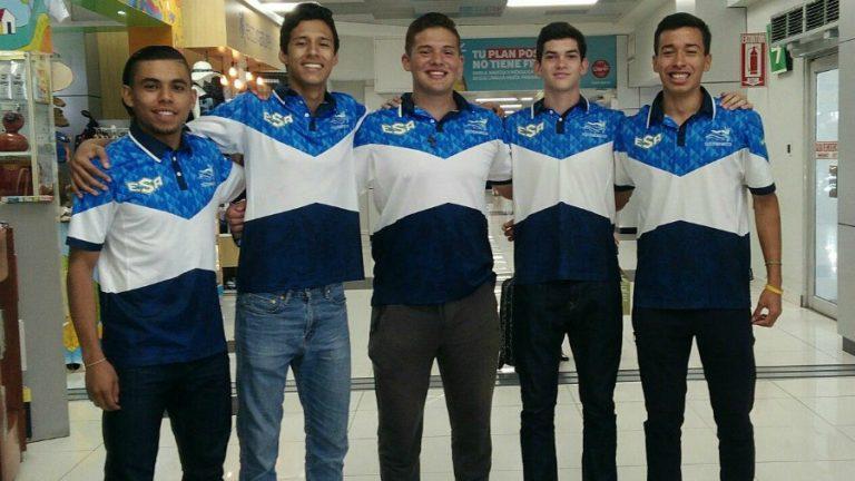 Salvadoreños listos para participar en el campeonato de atletismo en México
