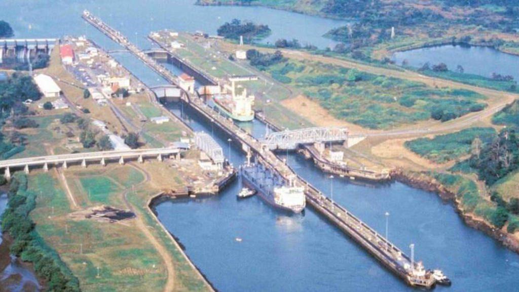 Los ingresos del Canal de Panamá crecen 8.5 % en el 2018