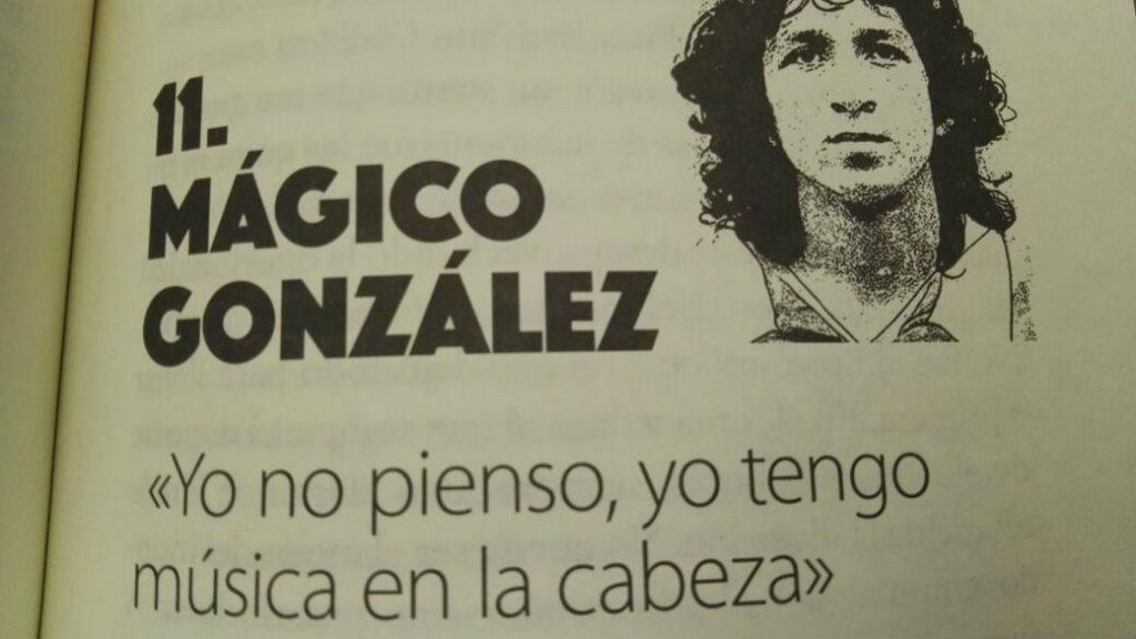 """""""Mágico"""" González en 60 frases"""
