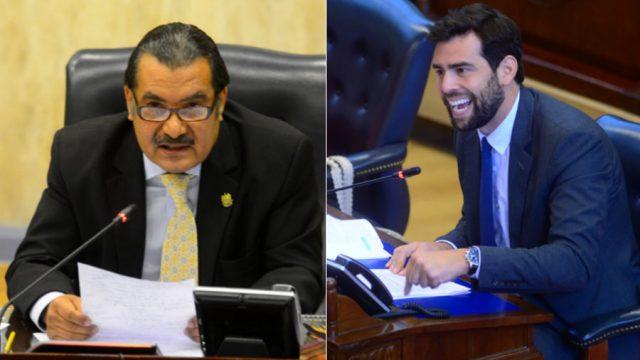 Diputado de ARENA y el FMLN se enfrentan por ley de agua