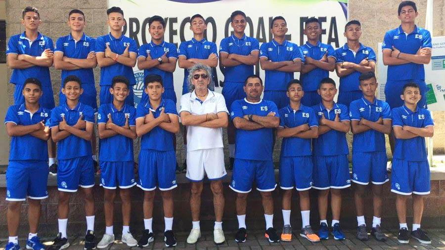 Santa Ana y San Salvador competirán en Concachampions Sub-13