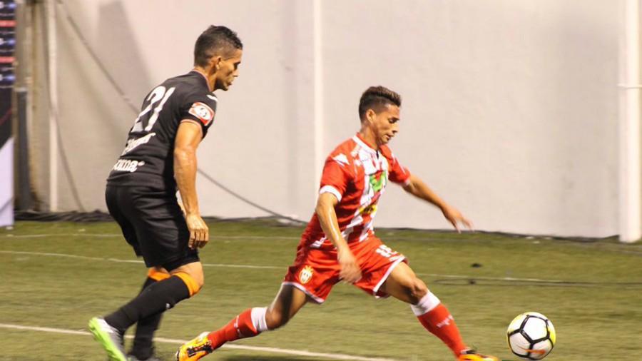 Águila avanzó con dificultad a cuartos de final de Liga Concacaf