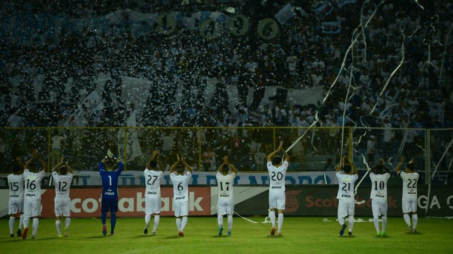 Alianza estará en cuartos de final de Liga Concacaf