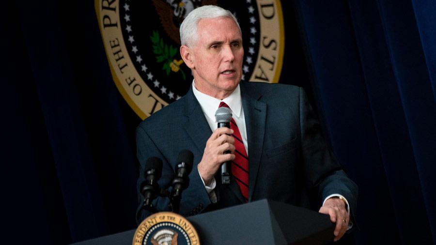 Vicepresidente de EE.UU. Mike Pence visitará cuatro países de Latinoamérica