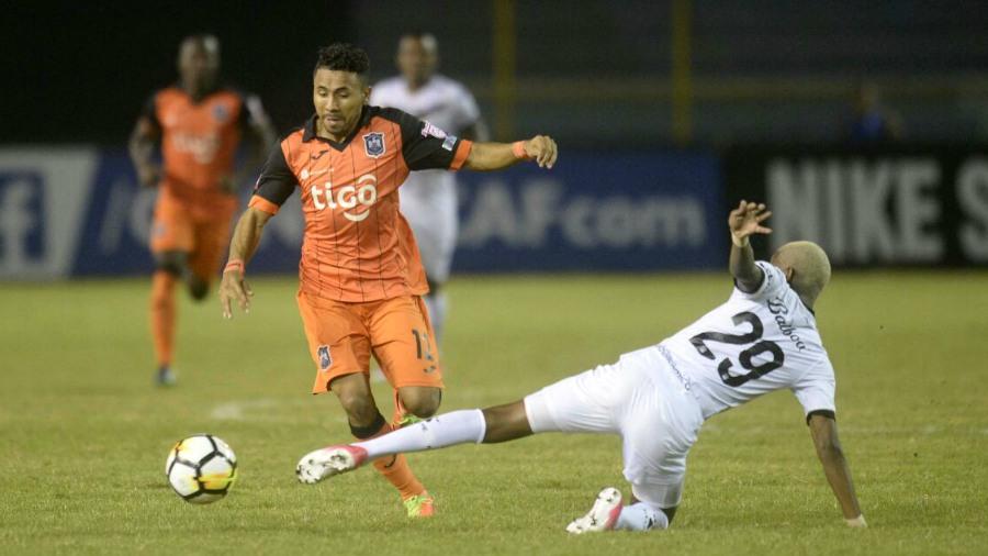 Águila cae con Árabe Unido en la Liga Concacaf