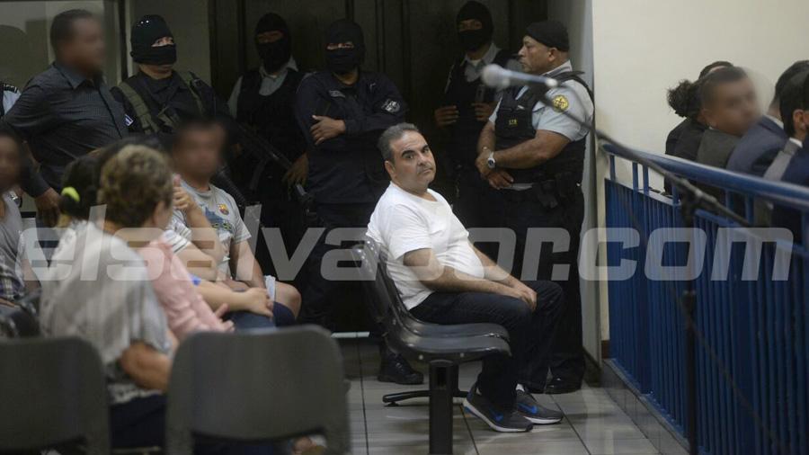Expresidente Saca es llevado a tribunal por nueva acusación