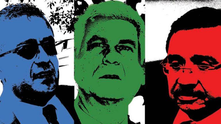 ¿Qué tienen en común Reynaldo López Cardoza, Medardo González y Rodolfo Parker?