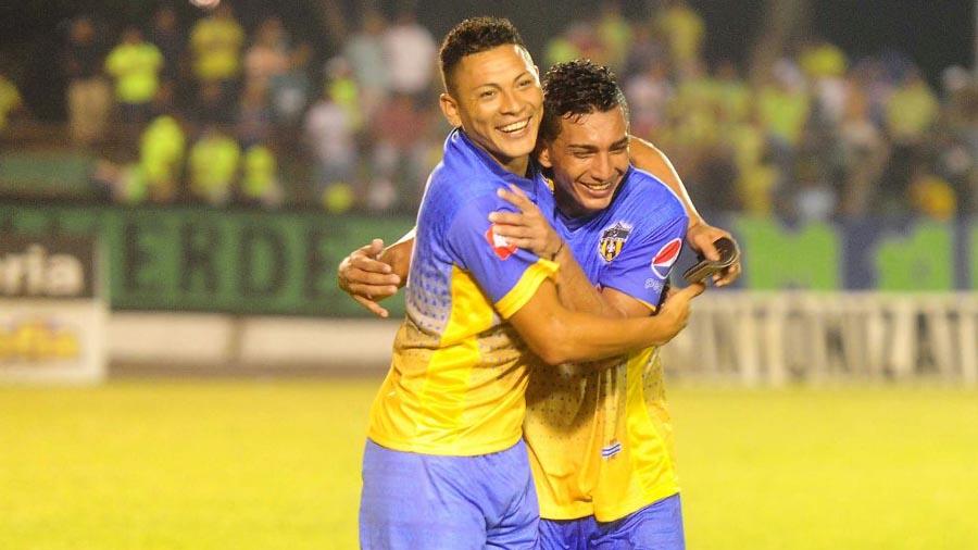 Pasaquina ganó con gol en el final ante Sonsonate