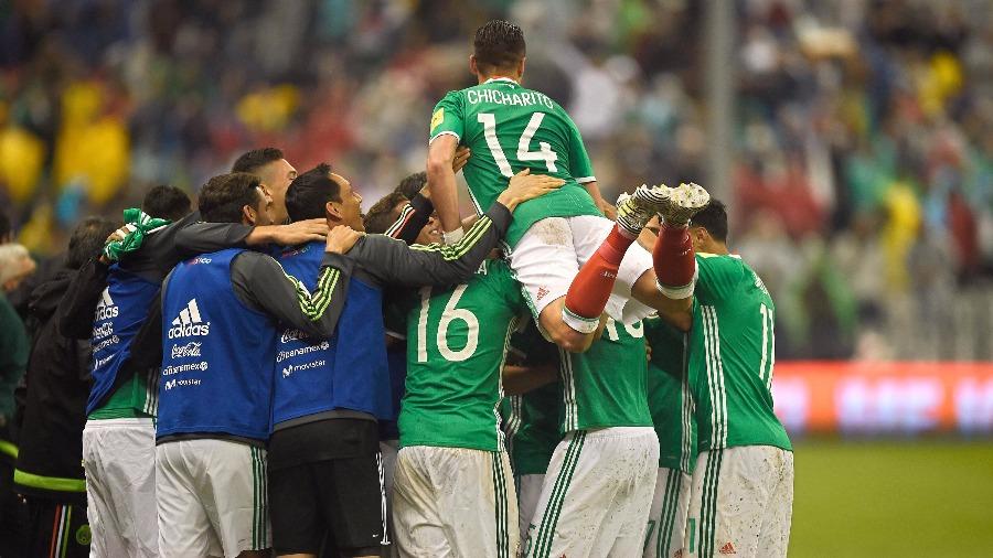 México clasificó a Rusia 2018