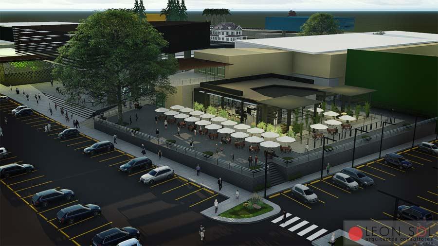 Empresa desarrolla  centro comercial en Soyapango