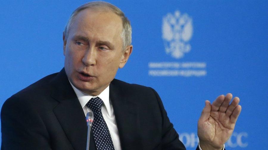 Putin: Si EE.UU. fabrica misiles de medio y corto alcance Rusia también lo hará