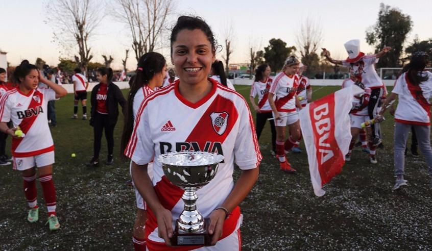 """Alejandra H. Reyes: """"Gane o pierda yo tengo que disfrutarlo… Queremos pelear los primeros puestos"""""""
