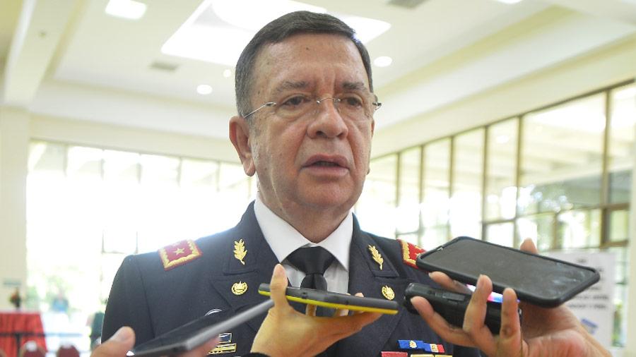 """Ministro de Defensa habla de """"levantamiento popular"""" si hay fraude en los comicios de 2019"""