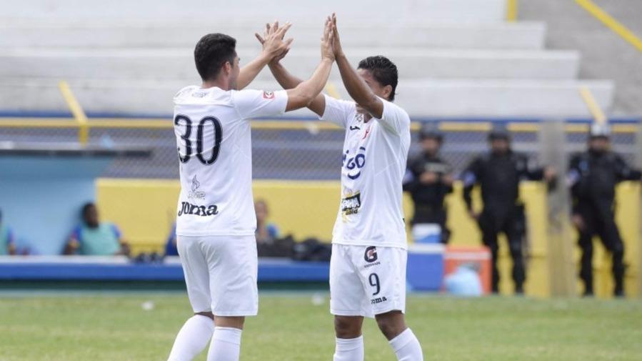 Alianza goleó a Pasaquina y mantiene el invicto