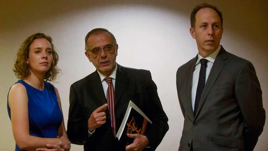 CICIG denuncia bloqueo a lucha anticorrupción
