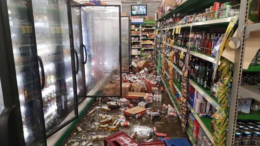 Dos mueren en Costa Rica por sismo de 6.3