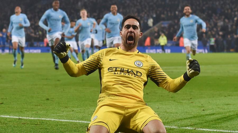 Manchester City y Arsenal, en semifinales de la Copa