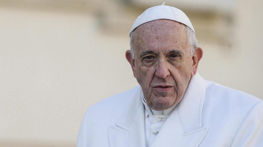 Autoridades de Chile en alerta por amenazas contra el Papa Francisco