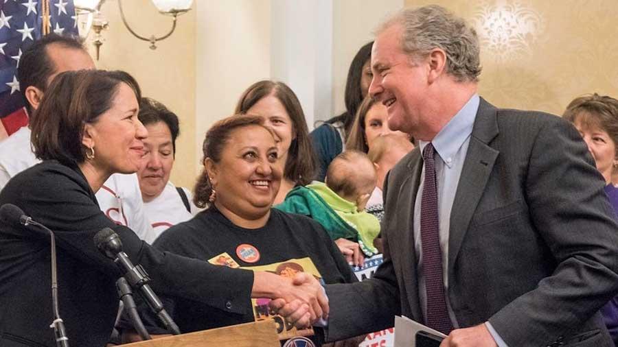 EE.UU.: Senadores discutirán propuesta de ley para regular a beneficiarios del TPS